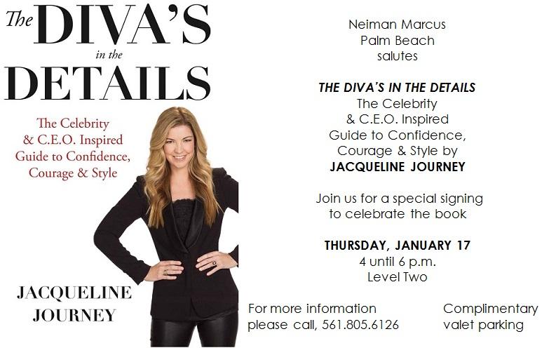 Jacqueline Journey Events — Jacqueline Journey