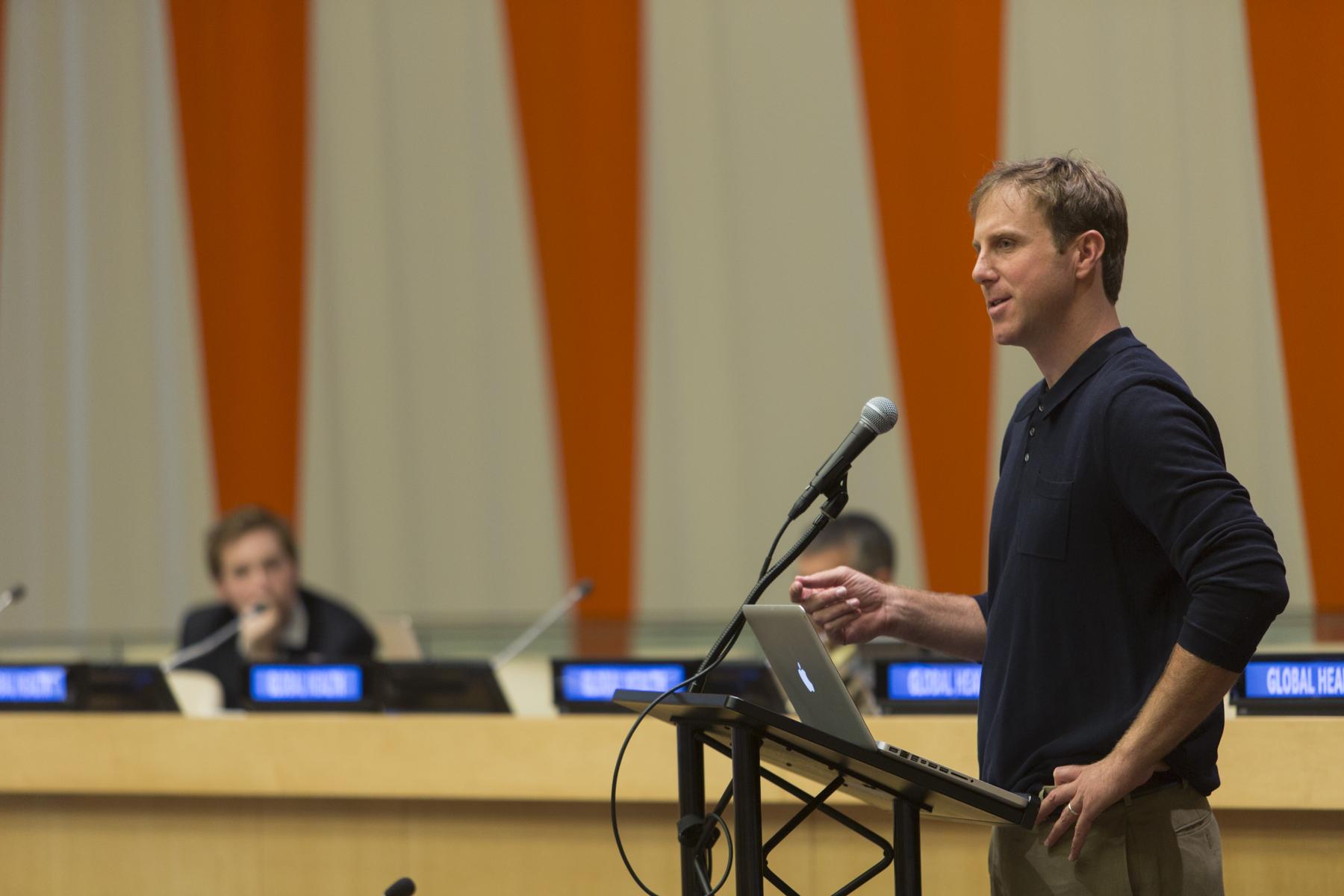 Innovation Partner presentation at the 2014 United Nations Forum