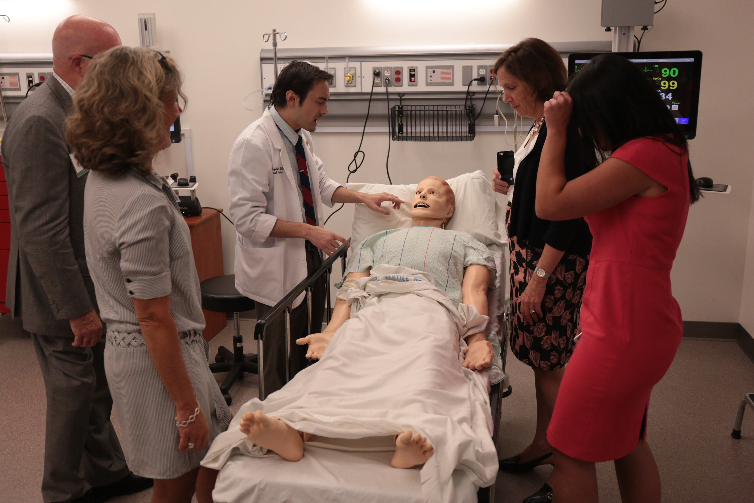 Cavendish Tours of the University of Arizona College of Medicine, 2016 Phoenix Forum