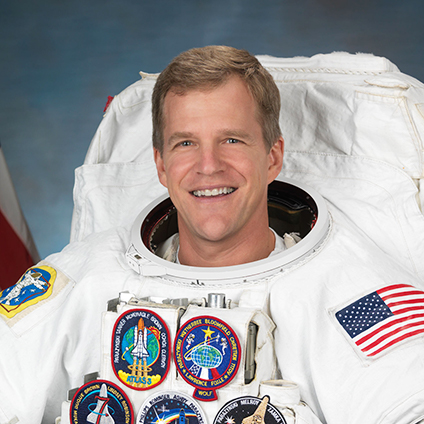 Scott Parazynski, MD   Physician, Author, and former NASA Astronaut
