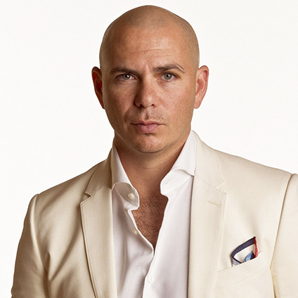 "Armando Christian Perez (""Pitbull"")   American Musician and Record Producer, and founder, SLAM (Sports Leadership and Management Academy)"