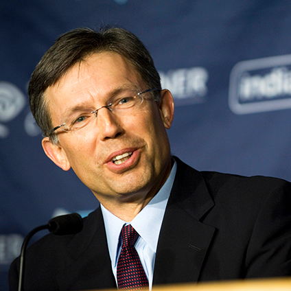 Paul Dolan   Co-Owner and CEO  Cleveland Indians (MLB)