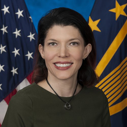 Rachel Ramoni, DMD, ScD   Chief Research and Development Officer  US Department of Veterans Affairs