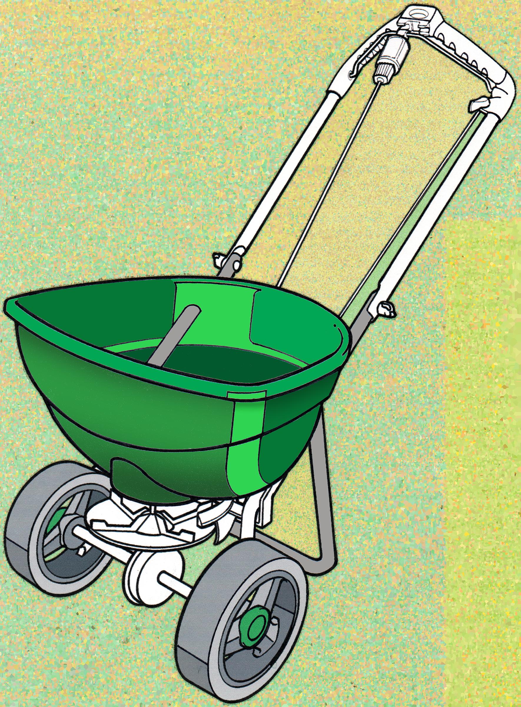 Scott's Lawn Spreader Concept