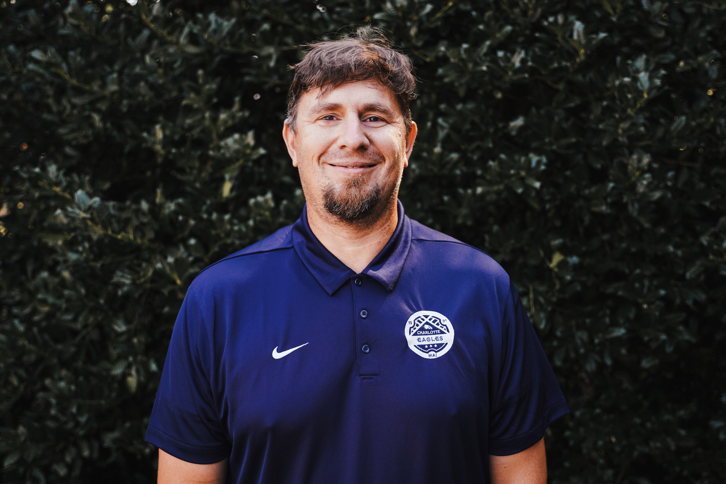 MIKE FREACE - Charlotte Eagles Executive Director and Youth Club Coach