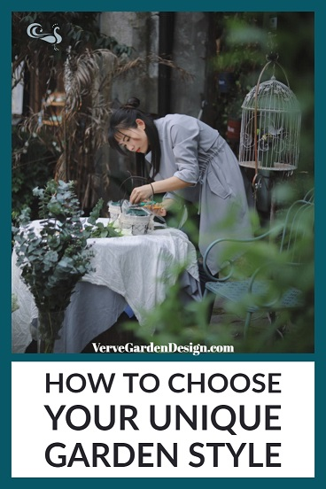 Choose a garden style to fit your home and lifestyle.