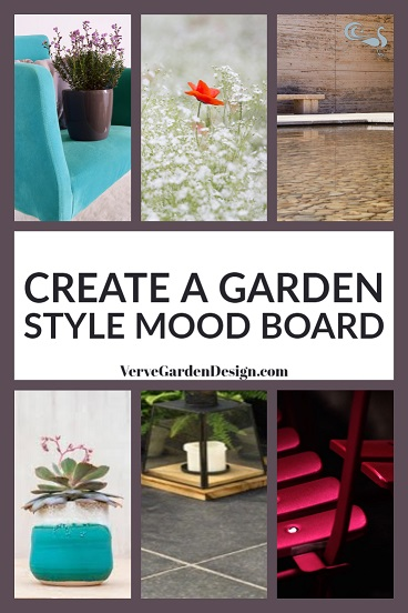 Mood boards are great for testing if your choices make a cohesive style.