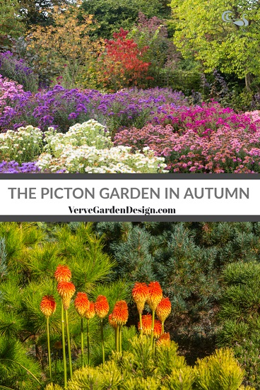 The Picton Garden in Autumn. Image: Chris Denning/ Verve Garden Design.