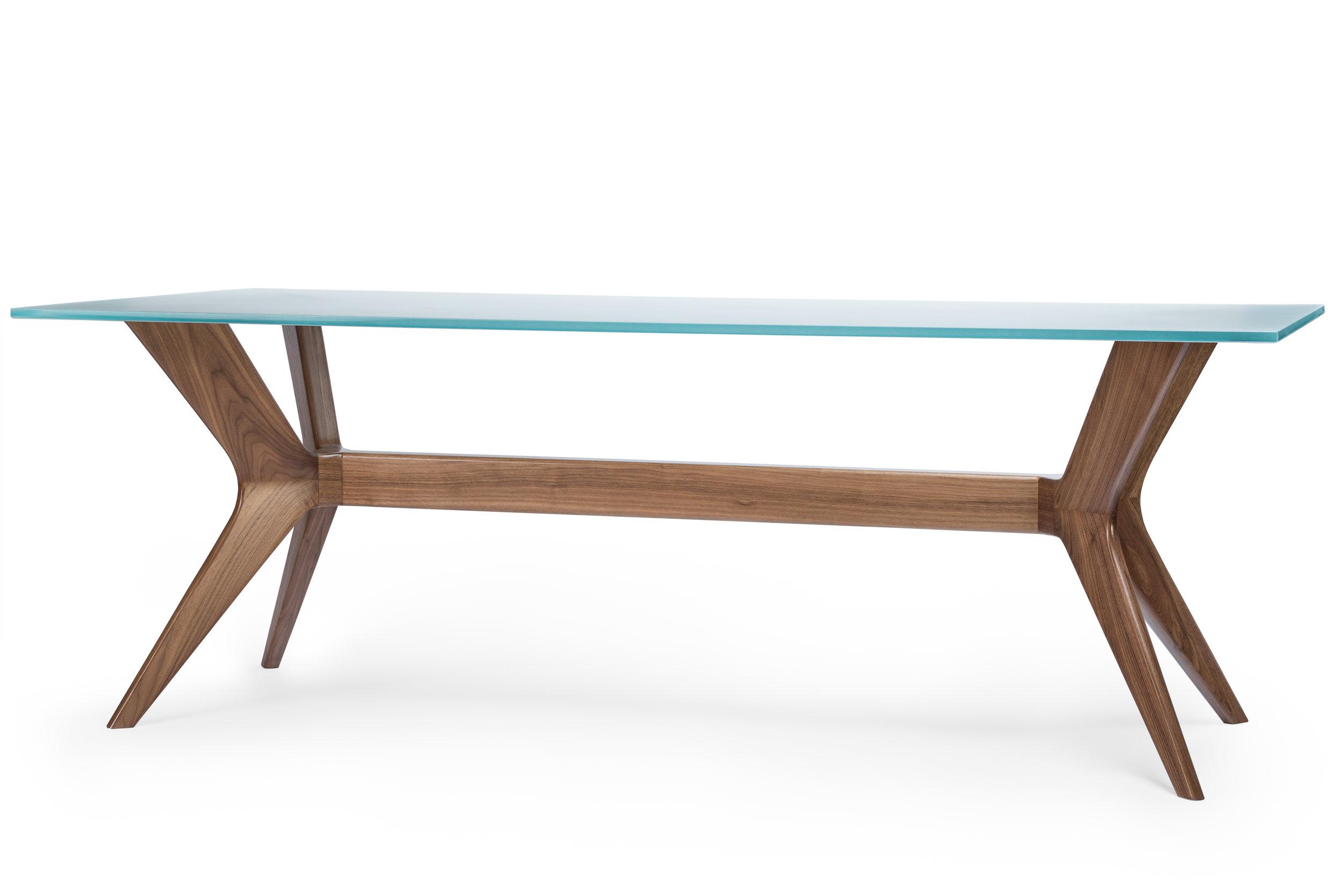 Moran Dining Table - Glass