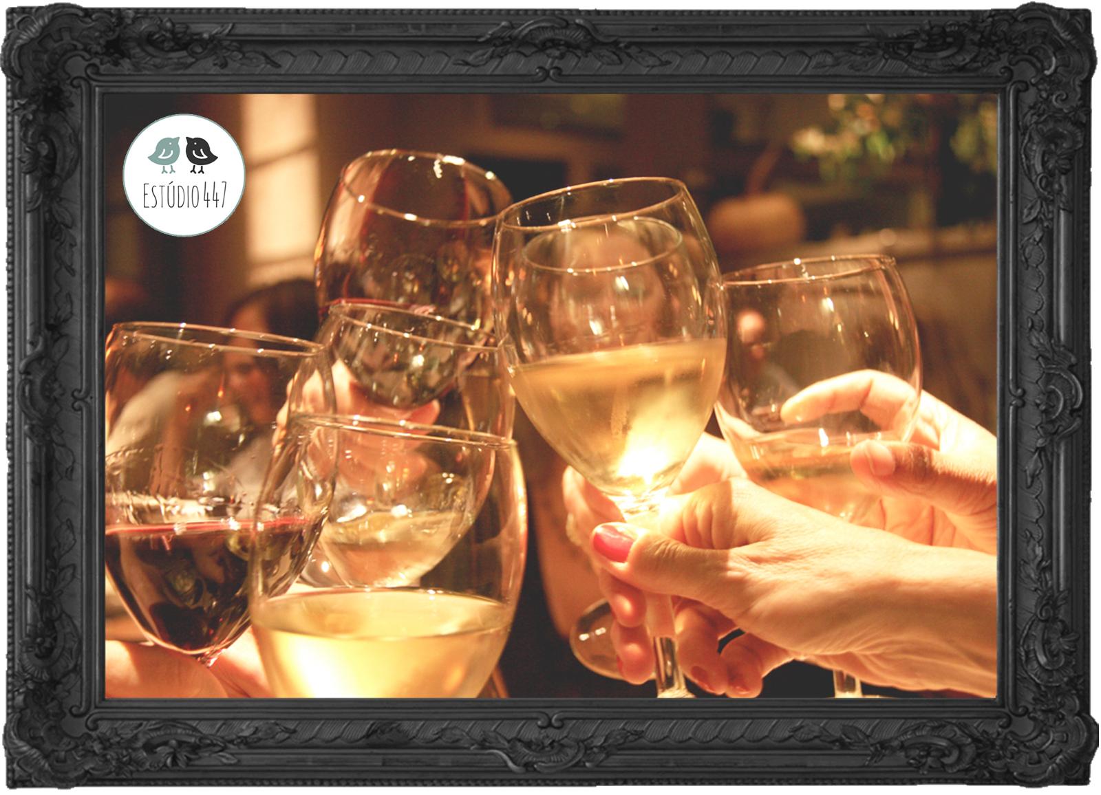 Estúdio447 Coworking Moema & English Club - Workshops em inglês - vinho