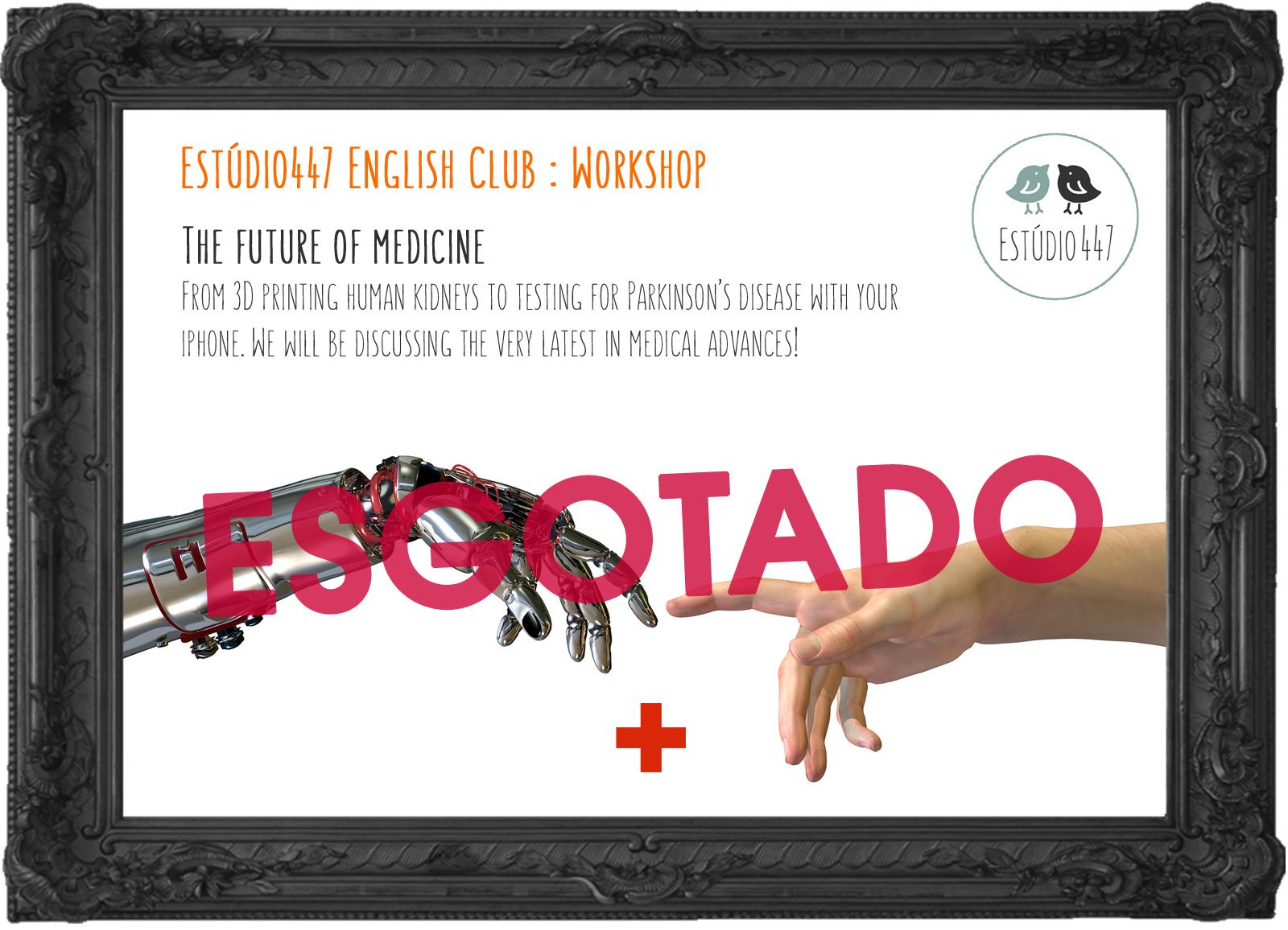Estúdio447 Coworking Moema & English Club - The future of medicine
