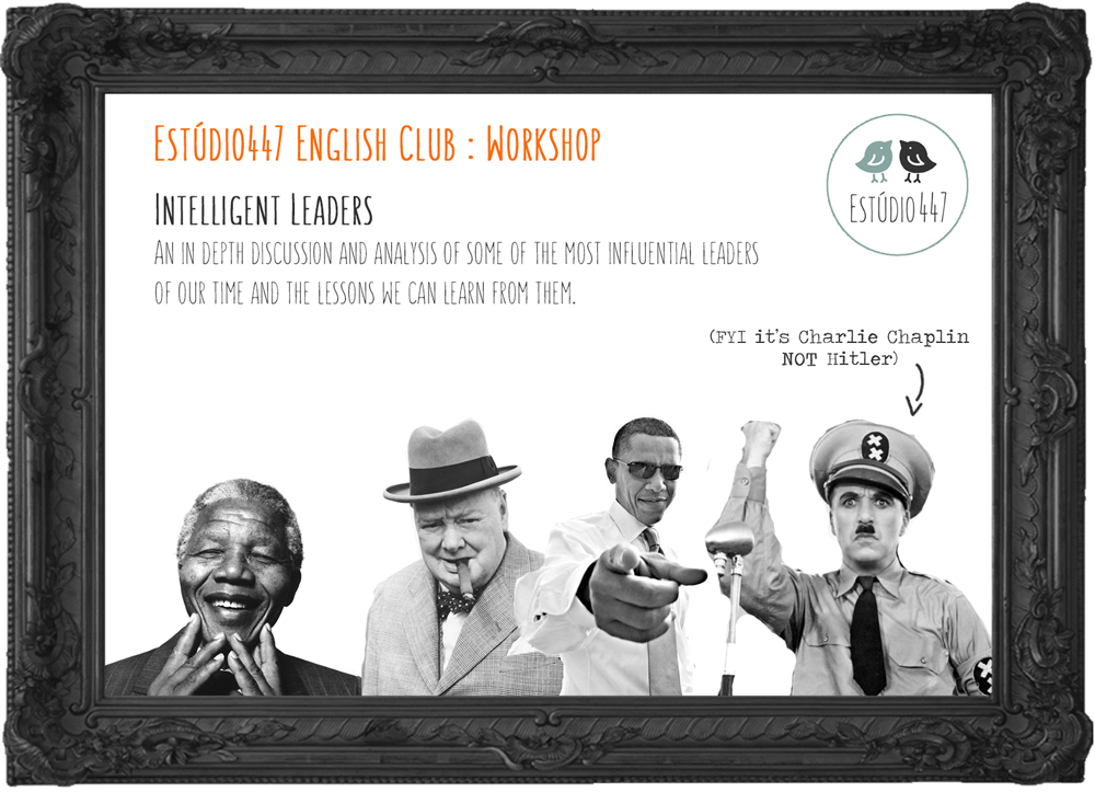 INTELLIGENT LEADERS - Estúdio447 Clube de Inglês