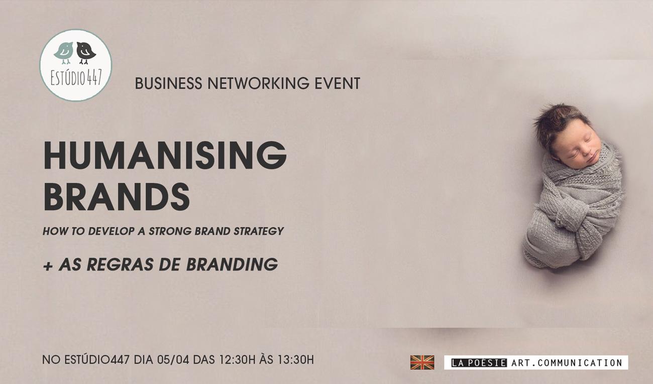 Humanising Brands - Estúdio447 Coworking Moema & English Club