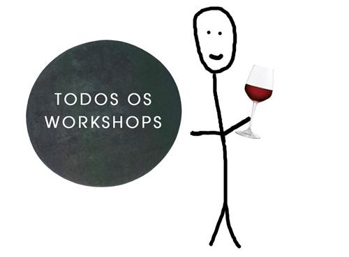 >>> Clique aqui para ver todos os workshops