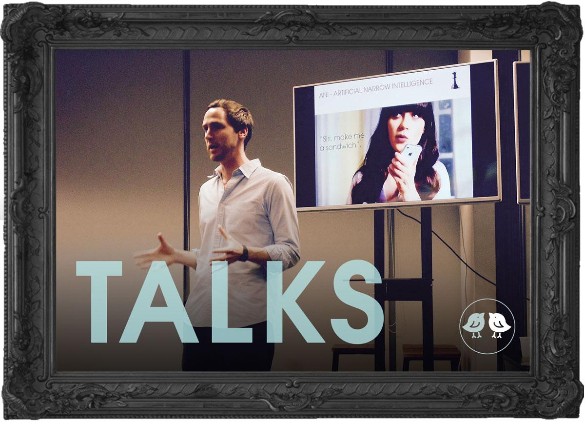 Talks do Estúdio447