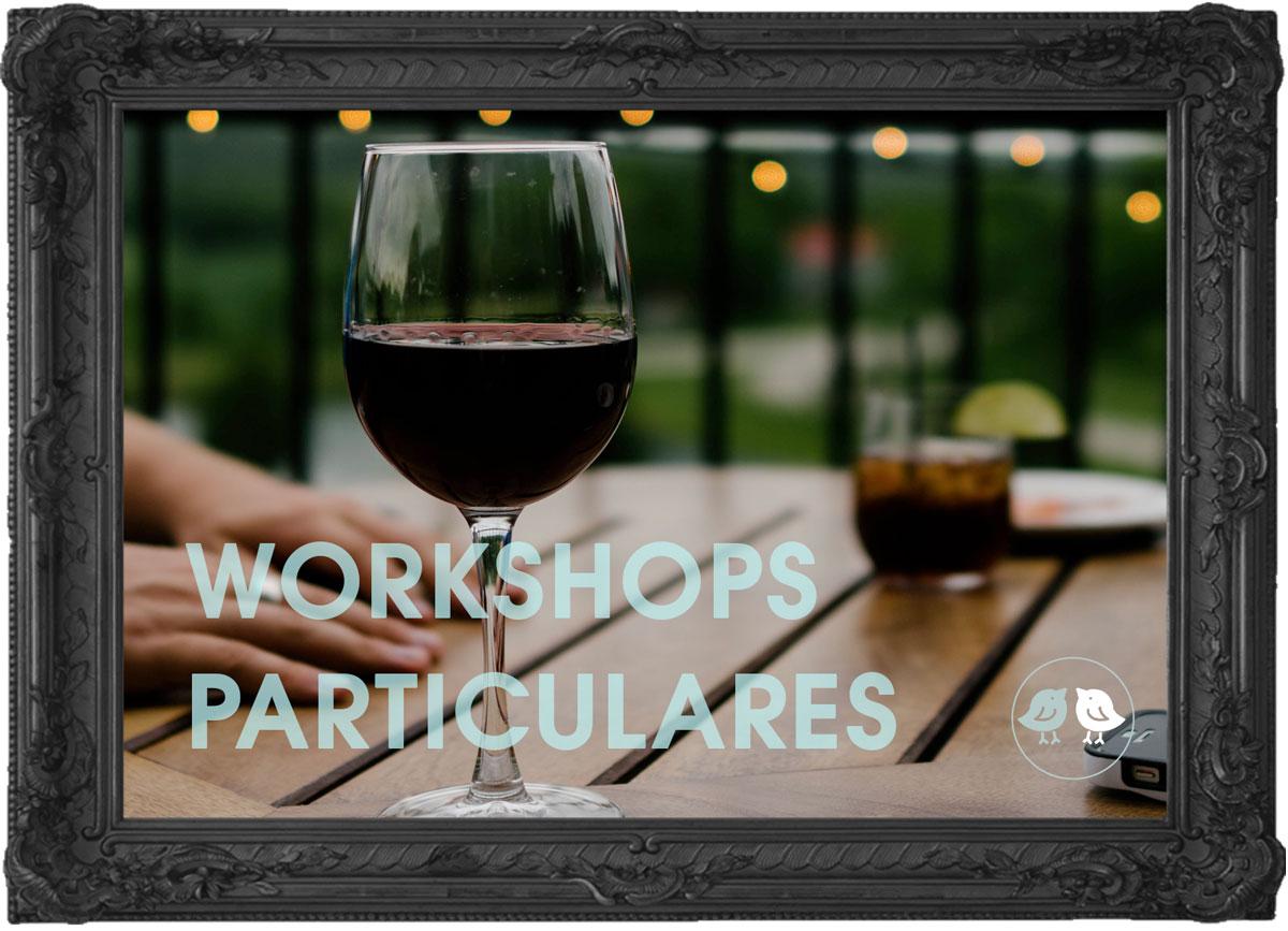 Workshops particulares do Estúdio447 English Club