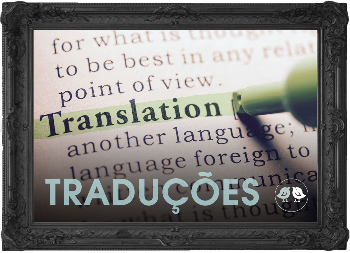 Traduções de Inglês Estúdio447