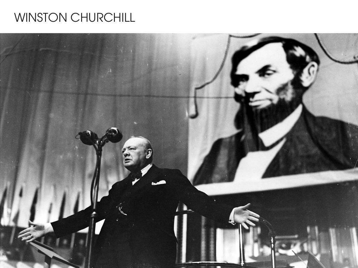 Winston Chuchill
