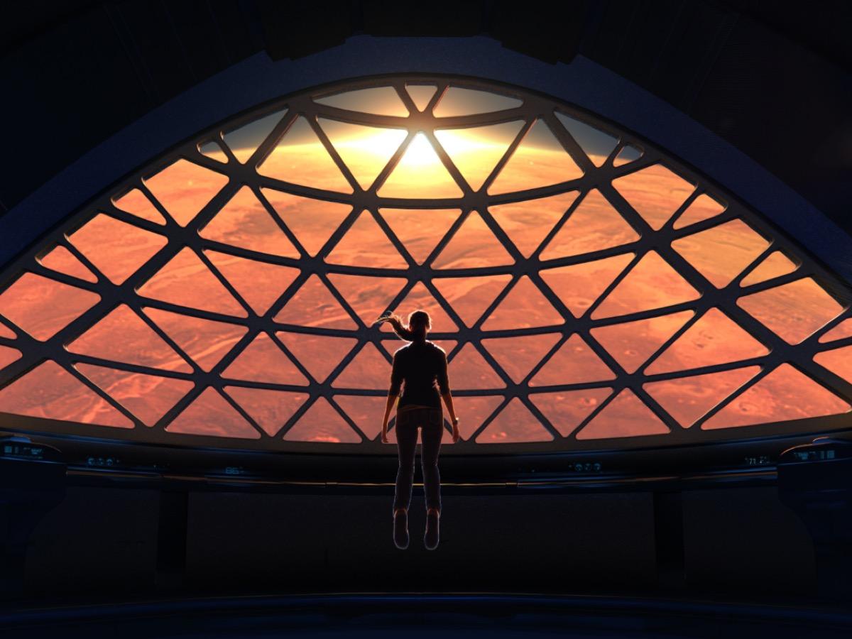 Mars Colonial Transporter