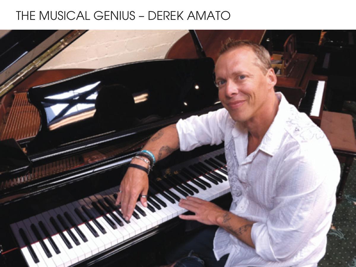 Derek Amato
