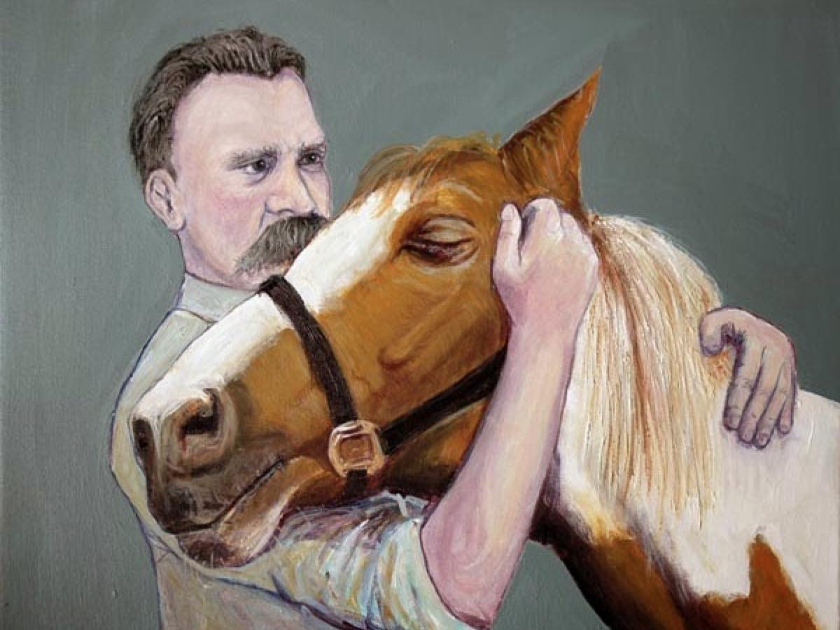 Nietsche & Horse