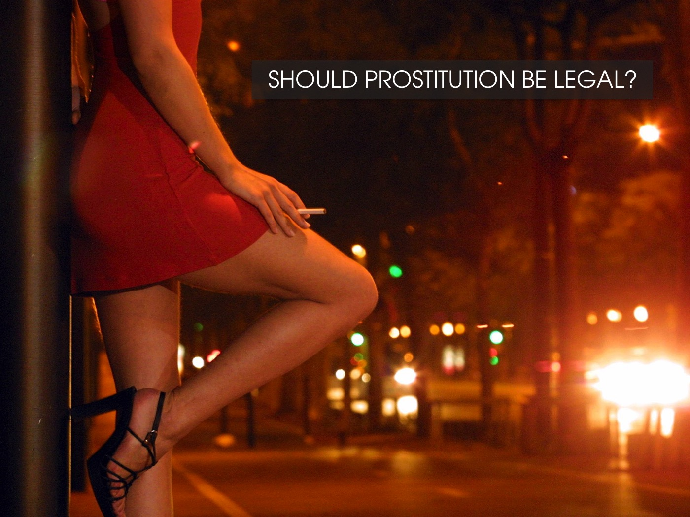 Should prostitution be legal? Workshop de inglês Estúdio447 English Club, Moema, São Paulo