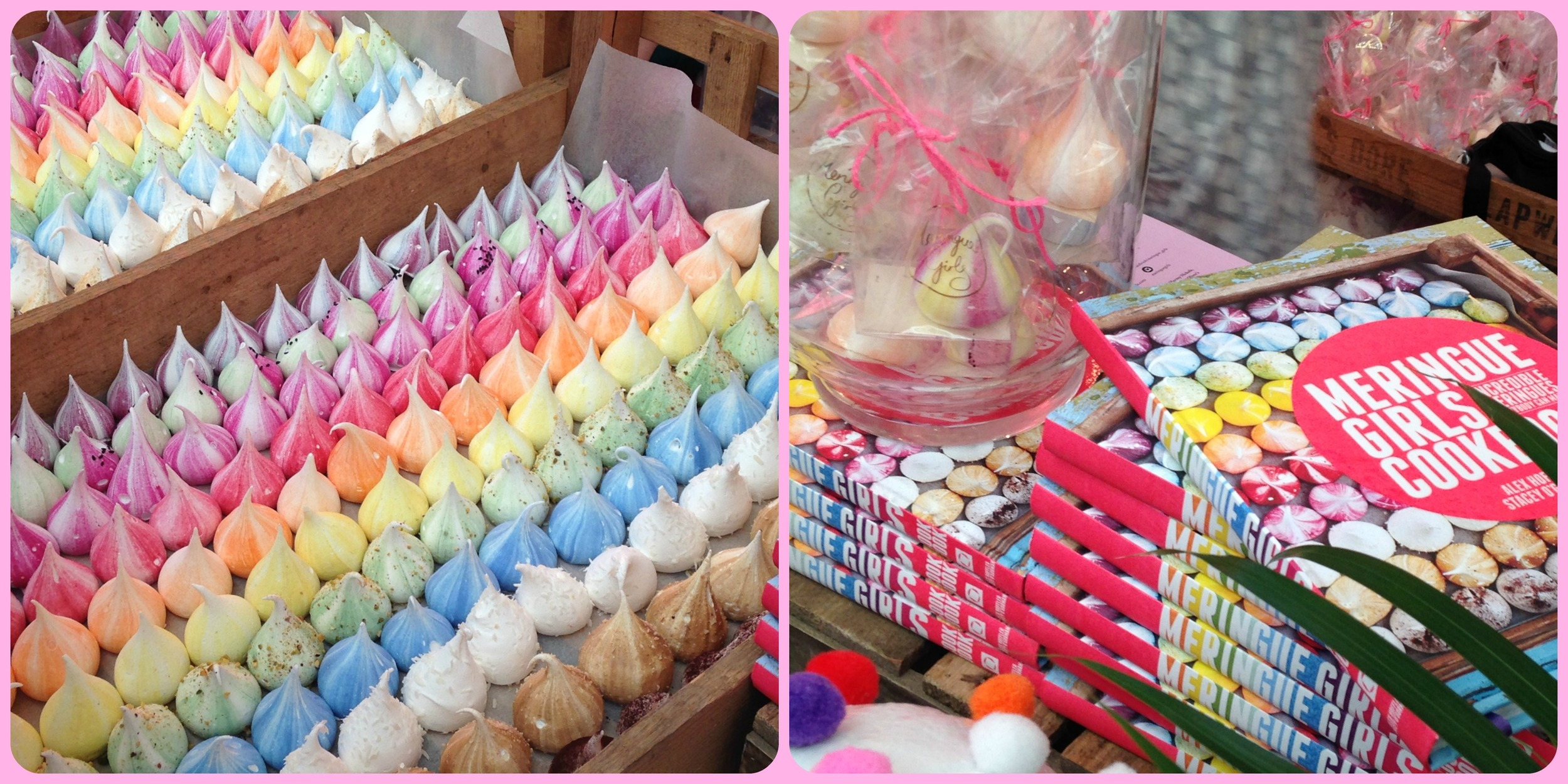 Meringue Kisses by the Meringue Girls
