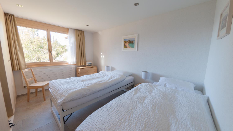 Das Zweibettzimmer