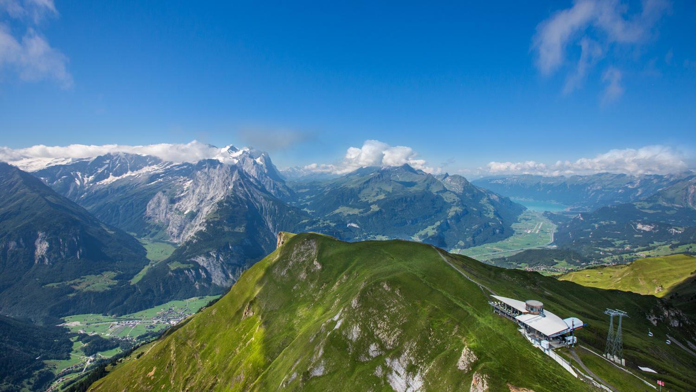 Alpentower © Haslital Tourismus /David Birri