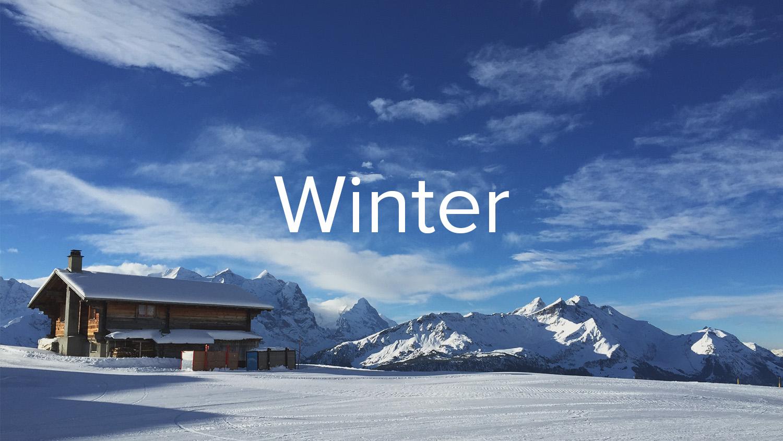 Haslital Winter Gallerie