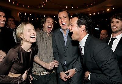fake laughter