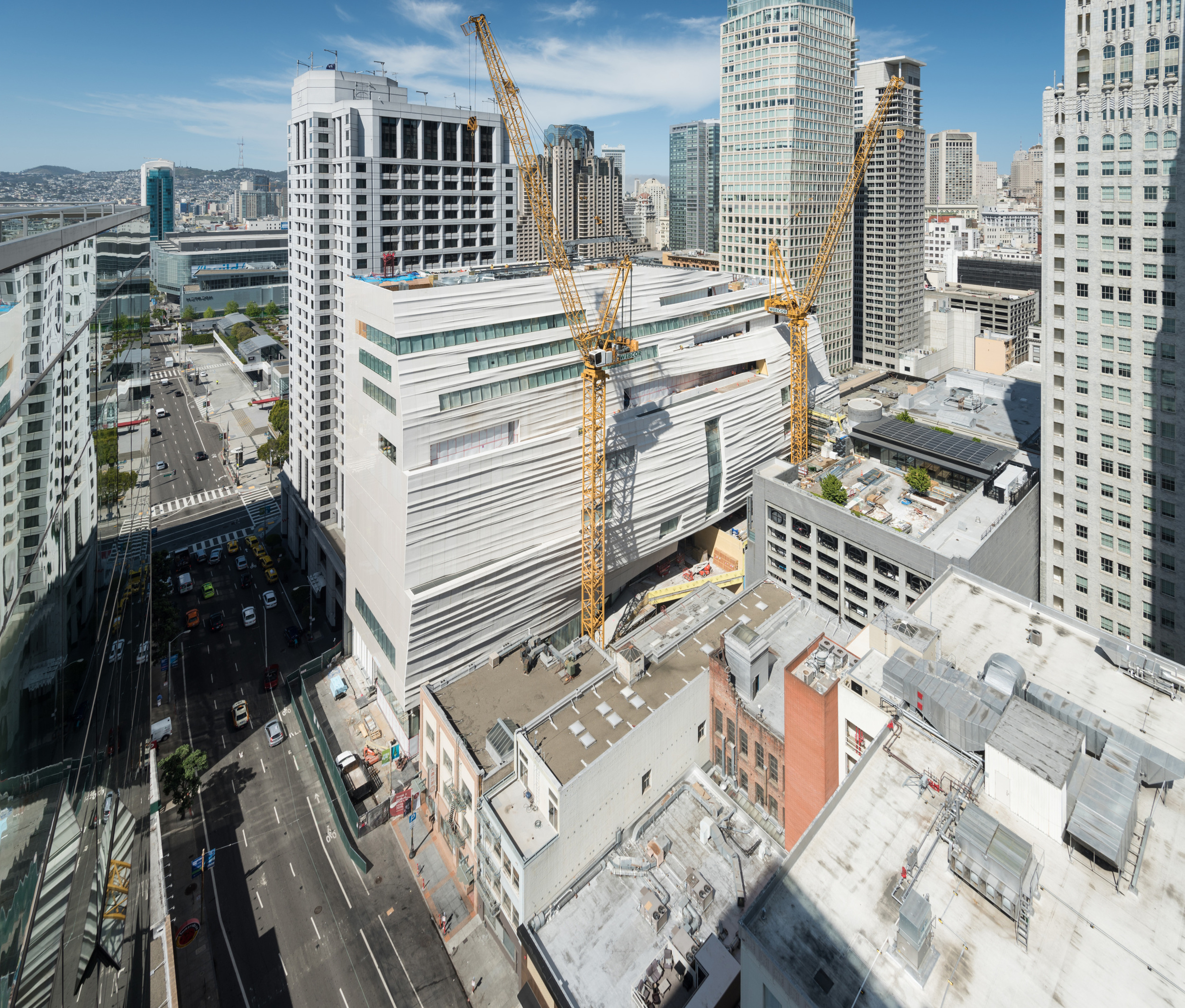 SFMOMA Expansion - San Francisco, CA