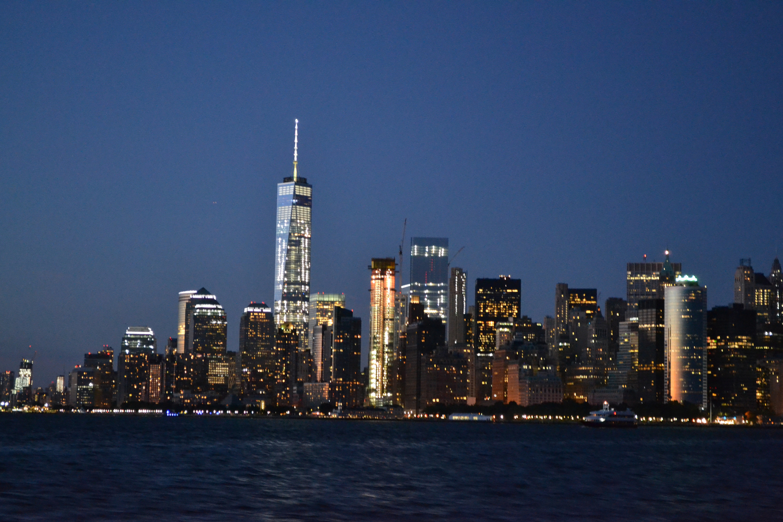 Twilight on Manhattan