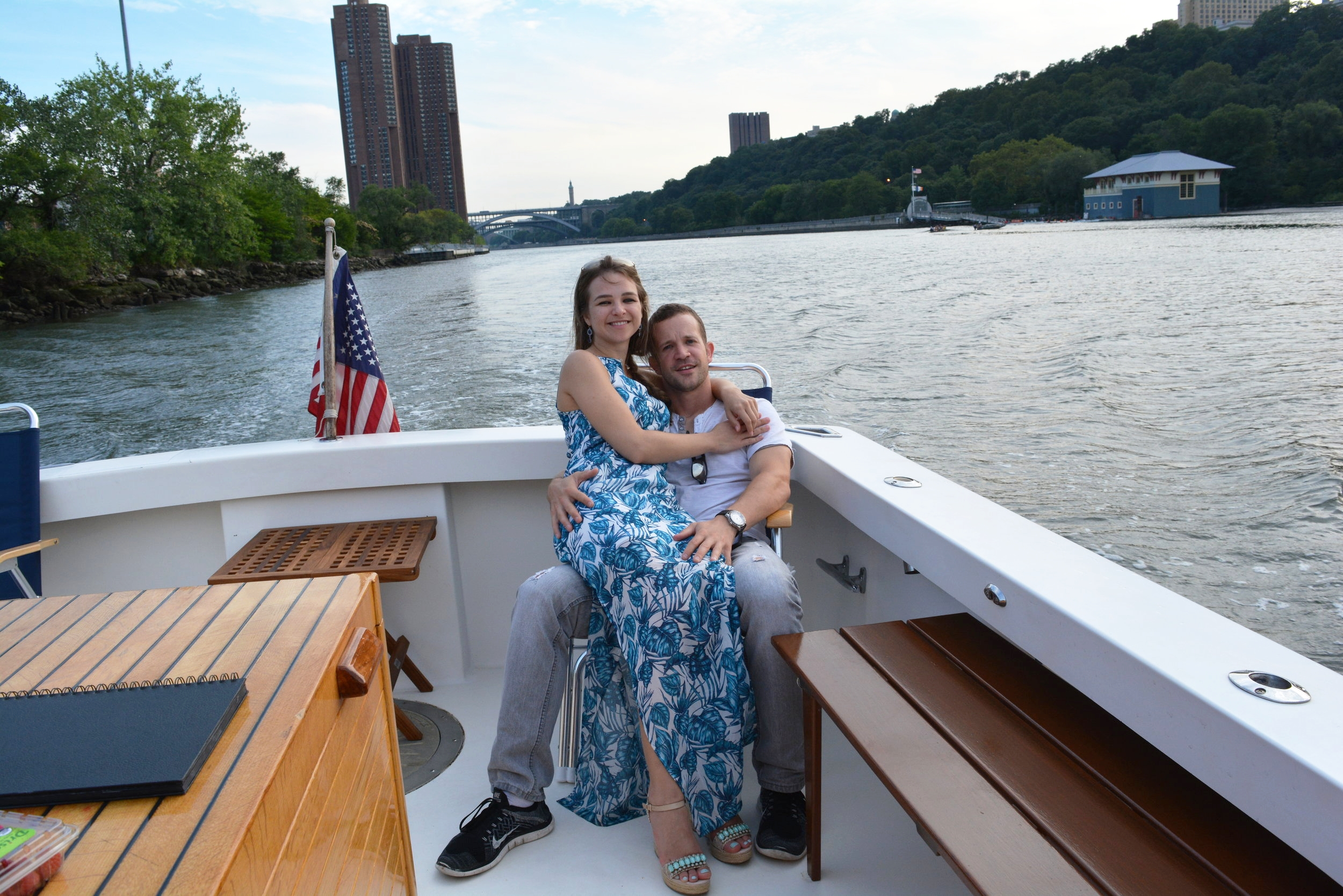 Manhattan Circumnavigation Cruise