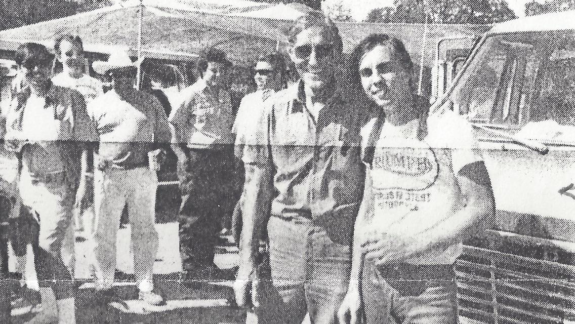 Pete Dalio and Rusty Bradley