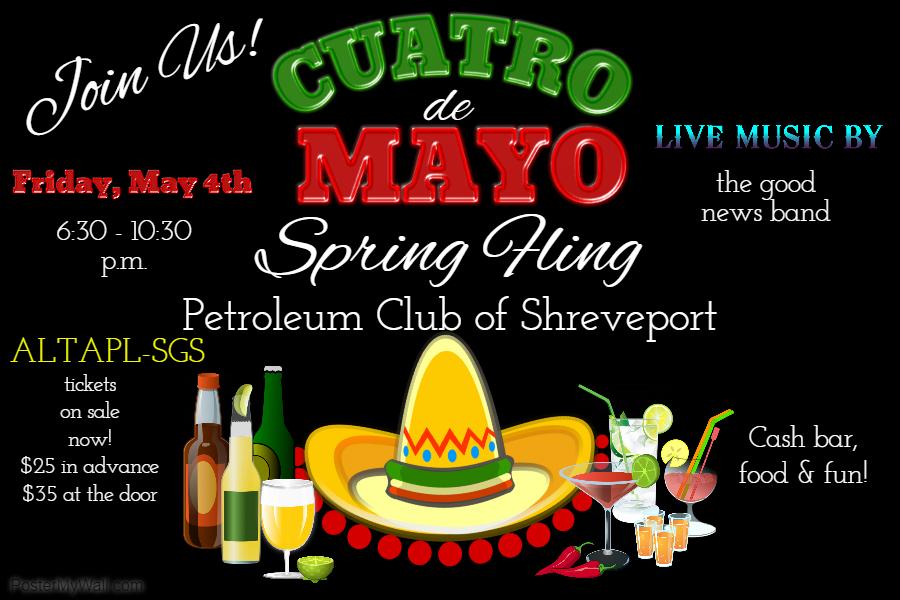 Cuatro de Mayo - SGS-ALTAPL Spring Fling
