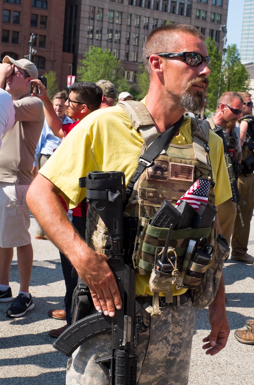 West Ohio Minuteman