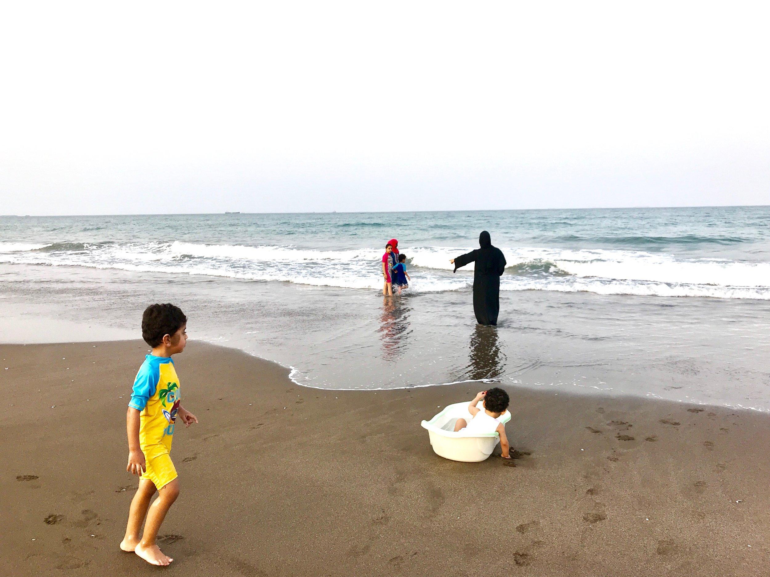 Fujairah, UAE.
