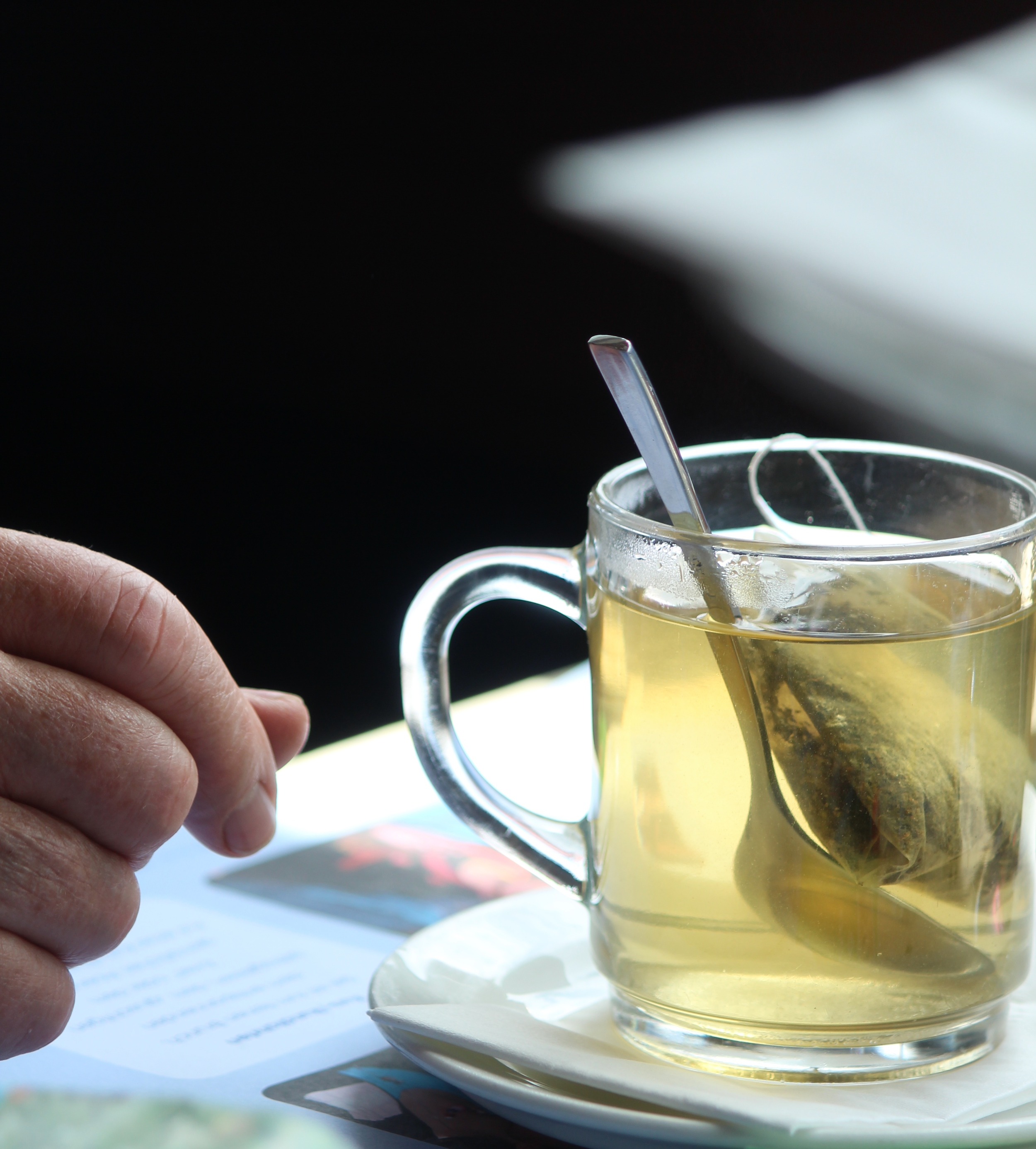 Verschieden Tees