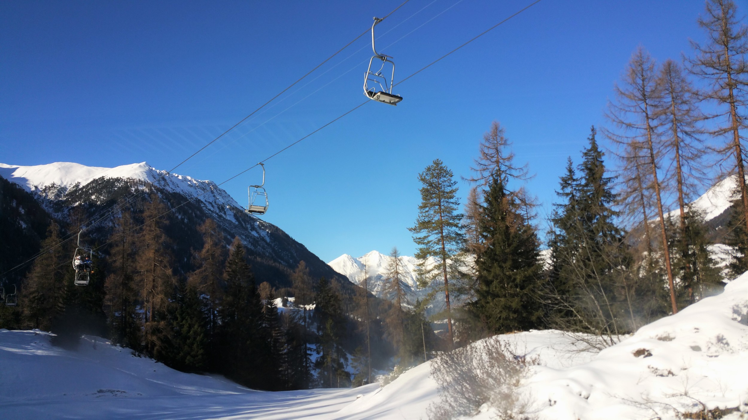 Darlux Sesselbahn Bergün