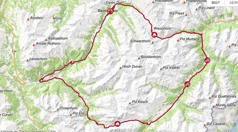 Tour de Suisse Albula