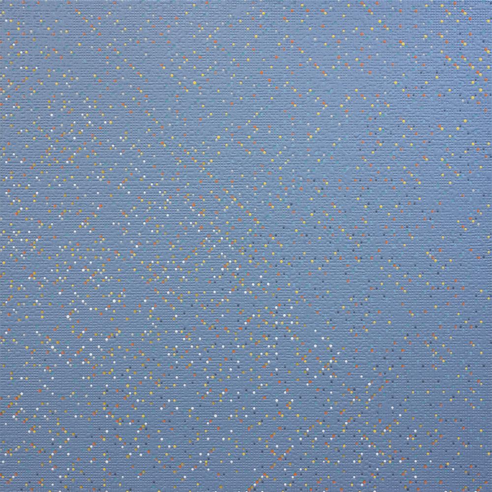 Primary Array #56, acrylic on canvas, 2010, 48 x 48in | 121 x 121cm
