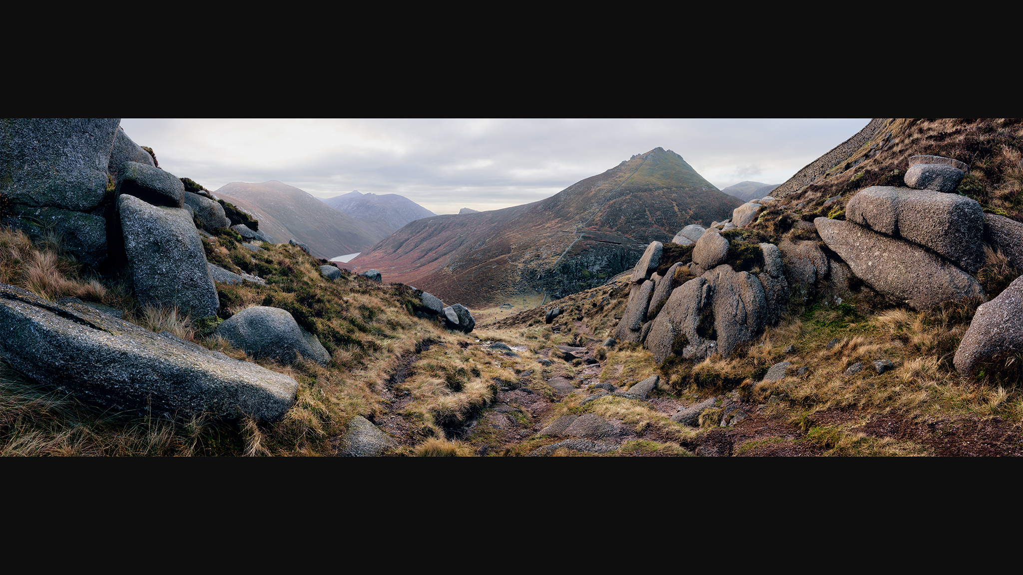 Slieve Bearnagh - Mourne Mountains