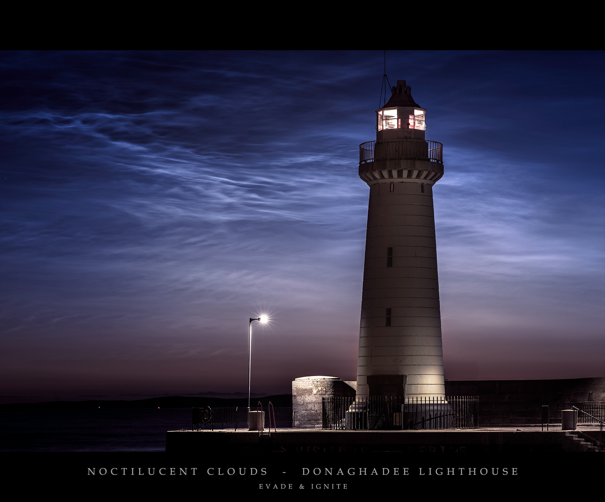 Noctilucent Clouds - Donaghadee