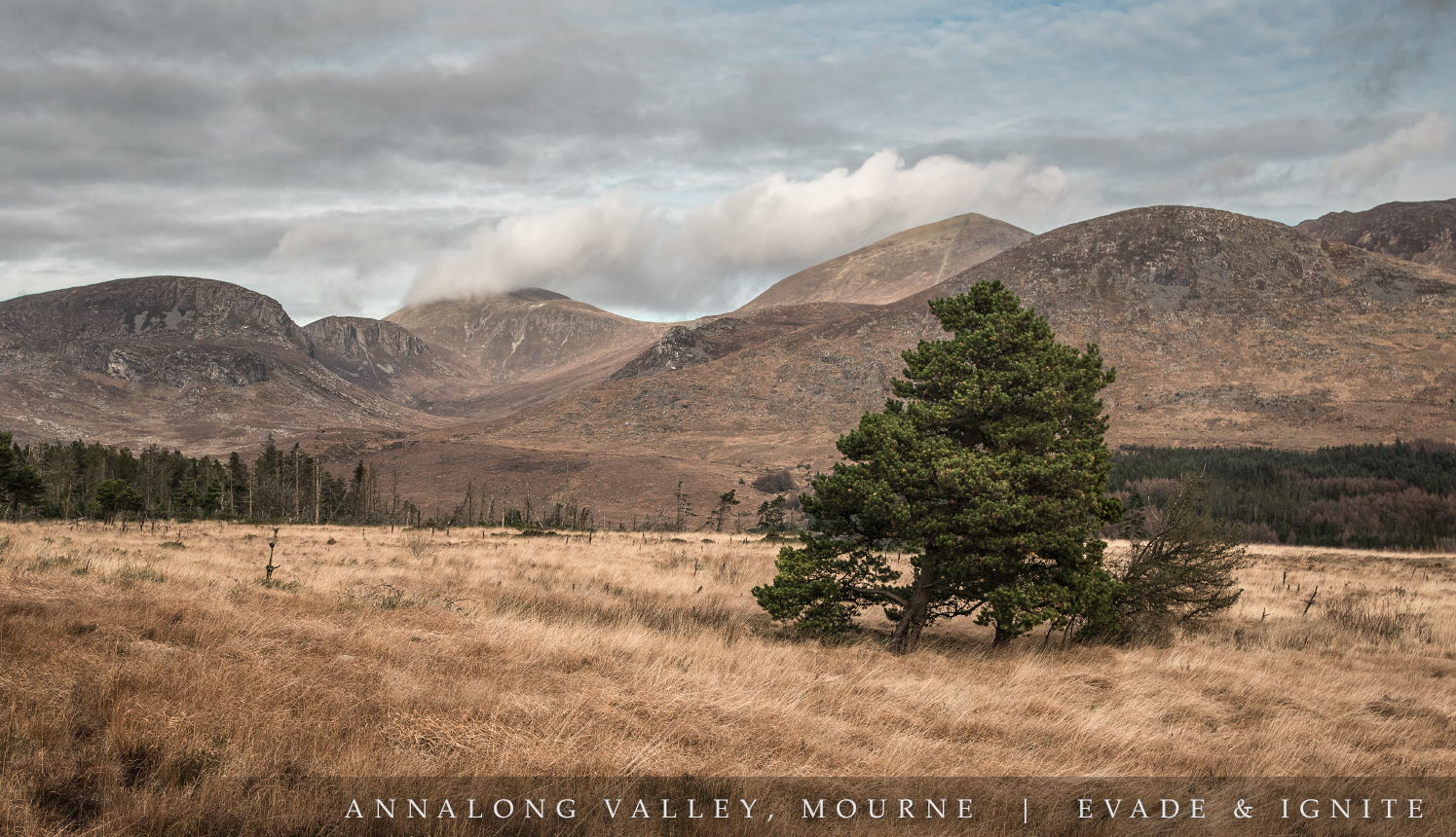 Annalong Valley - Mourne Mountains