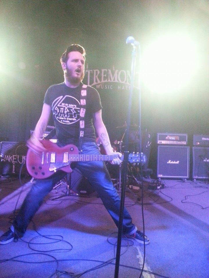 Alex Stiff: Live at Tremont Music Hall