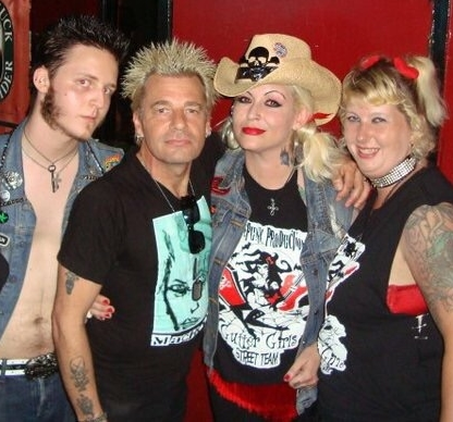 GBH / ANTiSEEN show (w/ Colin from GBH) - 7/27/2010