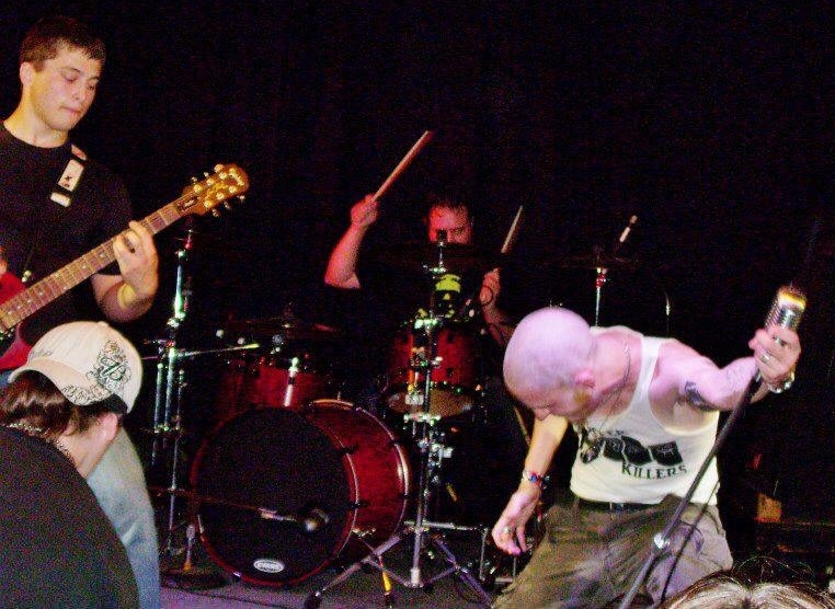 The Fill Ins return show at Tremont Music Hall - 6/7/13