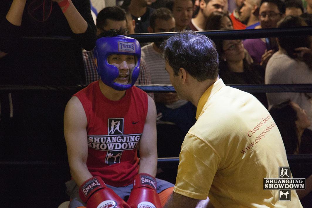 Shuangjing Showdown 3 Beijing Boxing