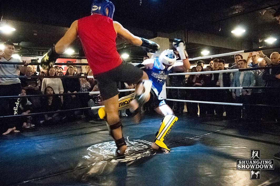 Shuangjing Showdown 3 Beijing Muay Thai
